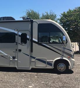 RV Rentals in Fort Worth